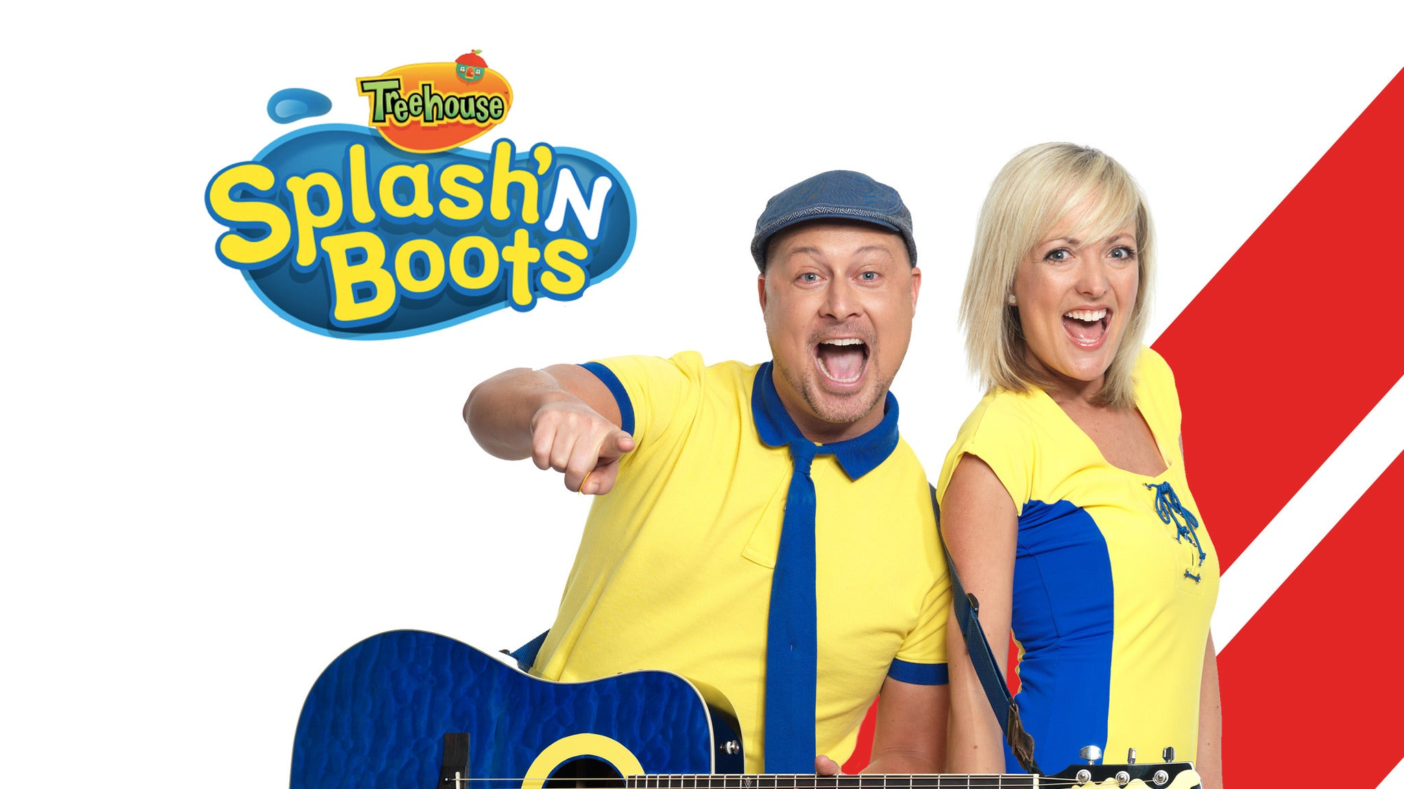 Splash 'N Boots at Ridgefield Playhouse