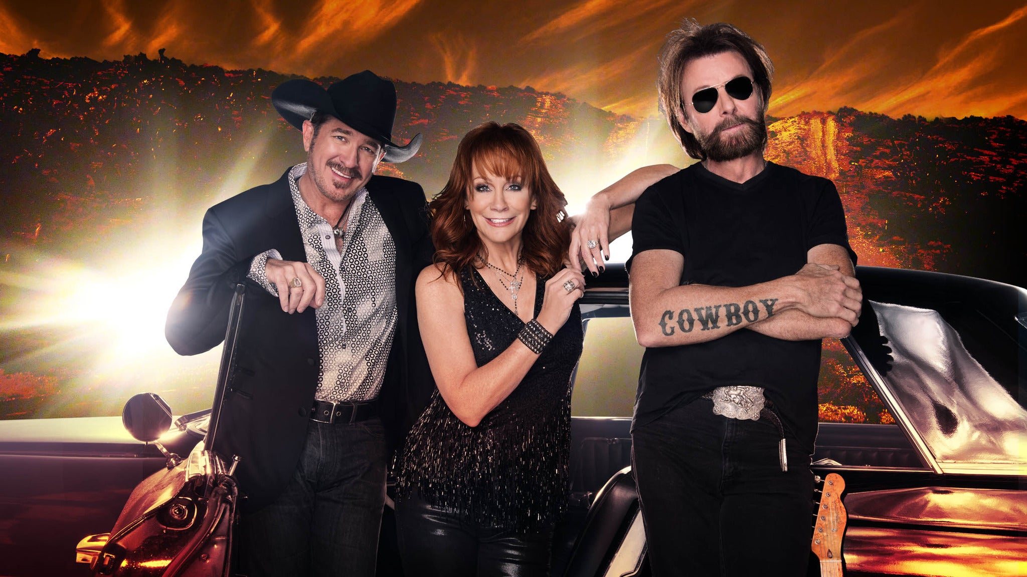Reba, Brooks & Dunn Tickets, 2020 Concert Tour Dates | Ticketmaster