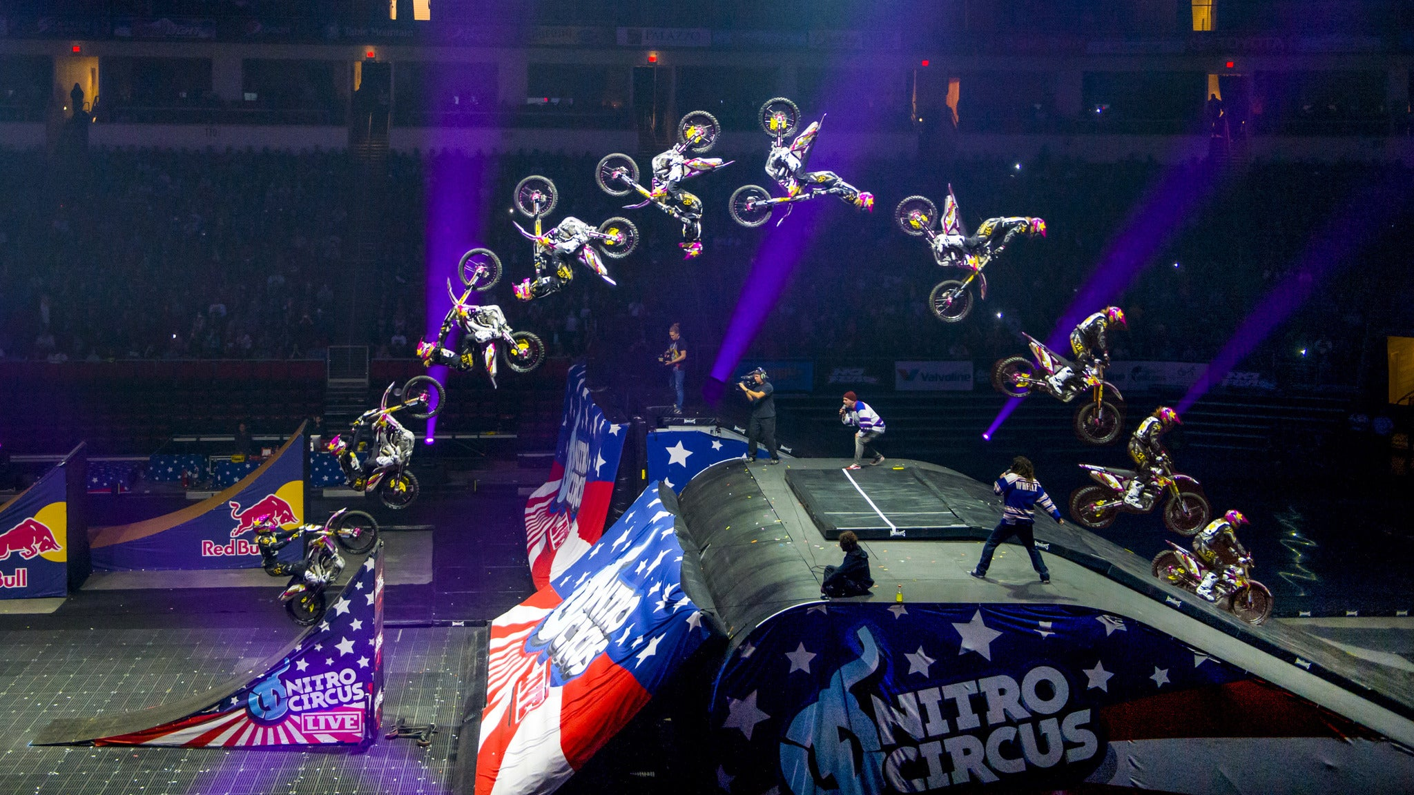 Nitro Circus Live at Qualcomm Stadium