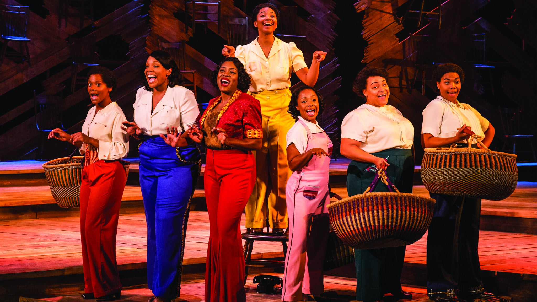 The Color Purple (Chicago) at Auditorium Theatre