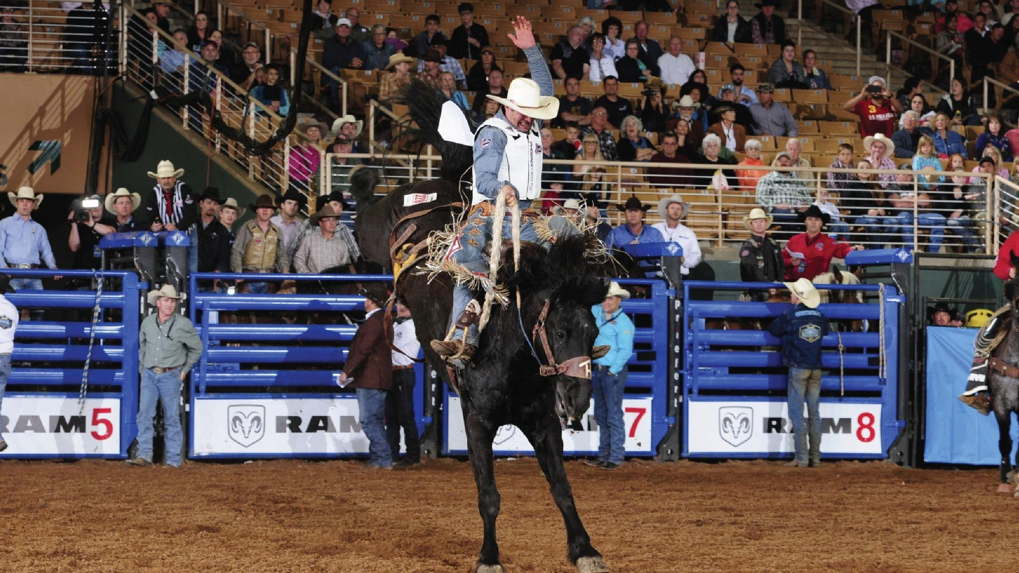 3-Day 4-Show Series - RAM National Circuit Finals Rodeo
