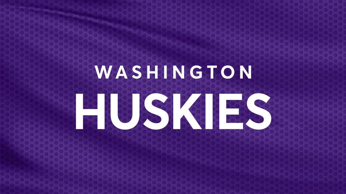 Washington Huskies Football vs. Oregon Ducks Football