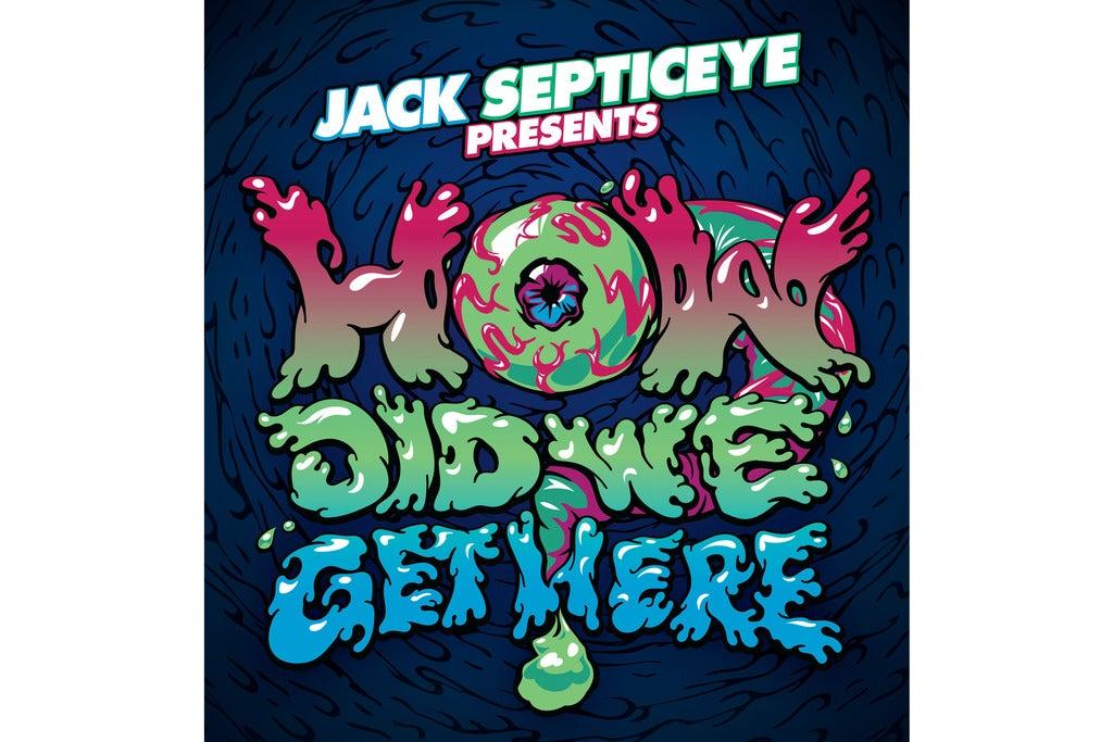 Jacksepticeye: How Did We Get Here? Seating Plans