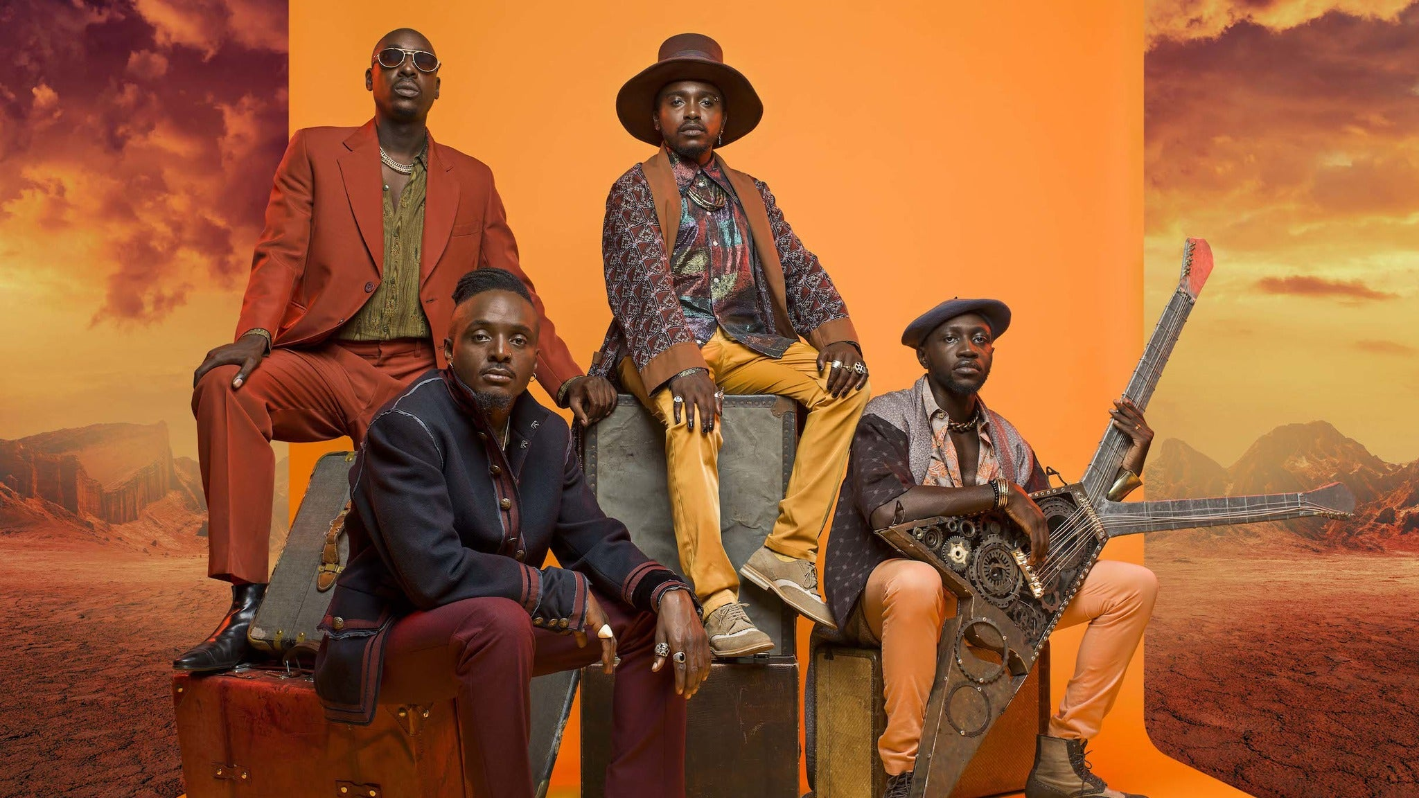 Sauti Sol tickets (Copyright © Ticketmaster)