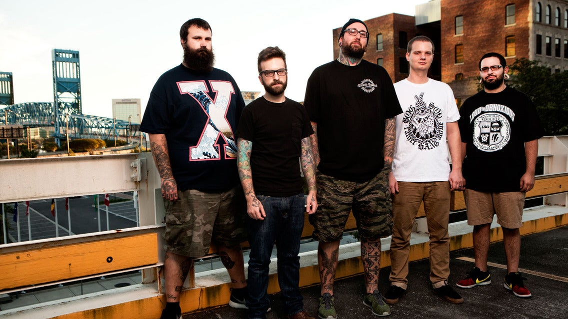 The Acacia Strain at Voltage Lounge