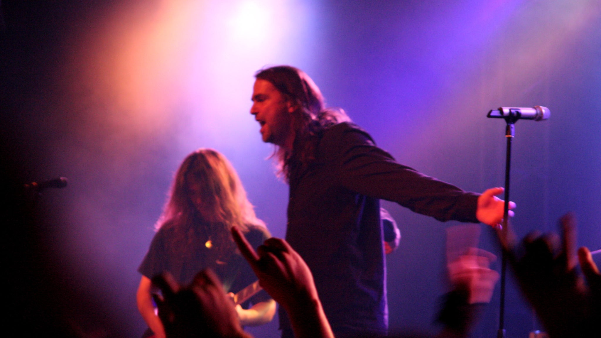 Blind Guardian with Special Guest: Grave Digger