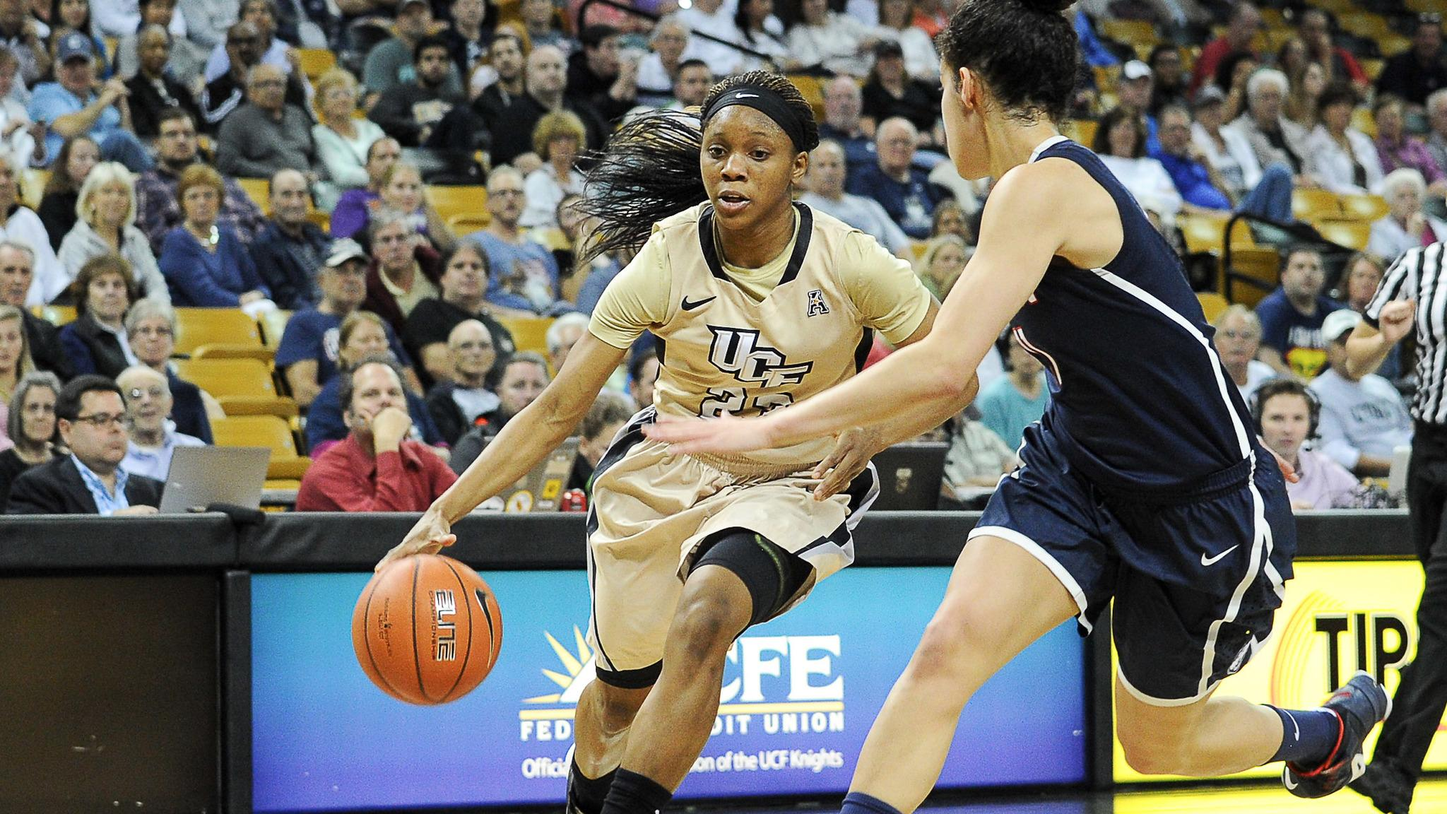 UCF Knights Womens Basketball vs. Temple Womens Basketball
