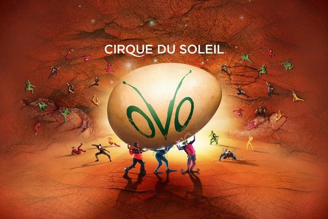 Cirque du Soleil: OVO - Hot Ticket Package