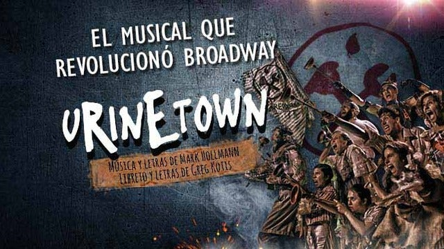 Urinetown at Wells Metz Theatre