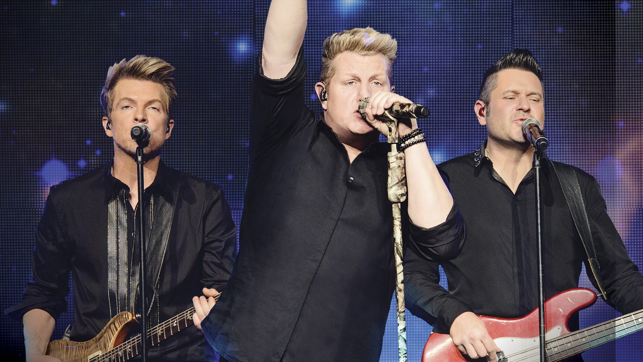 Rascal Flatts UP CLOSE AND ACOUSTIC TOUR 2017