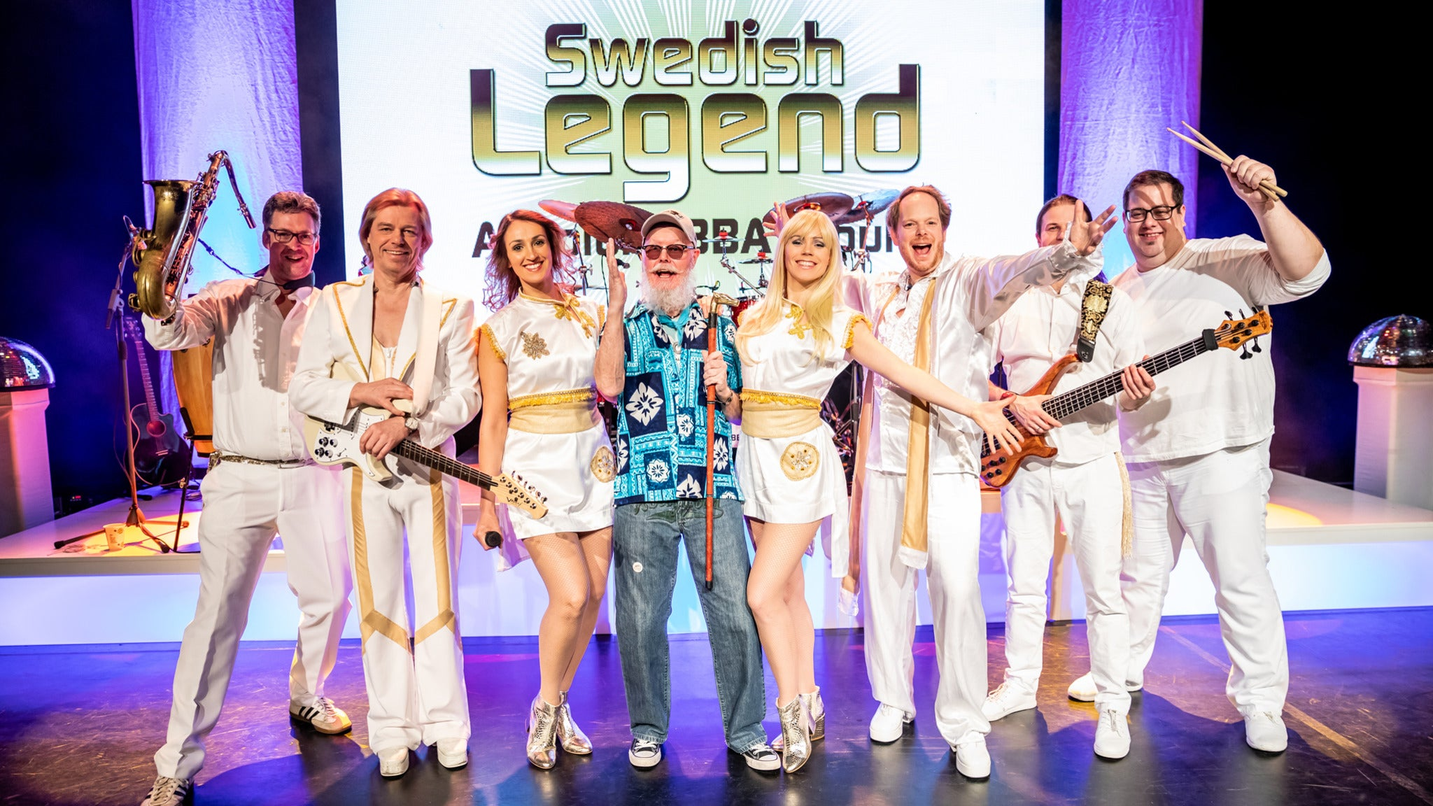 Swedish Legend - Absolut ABBA Tribute