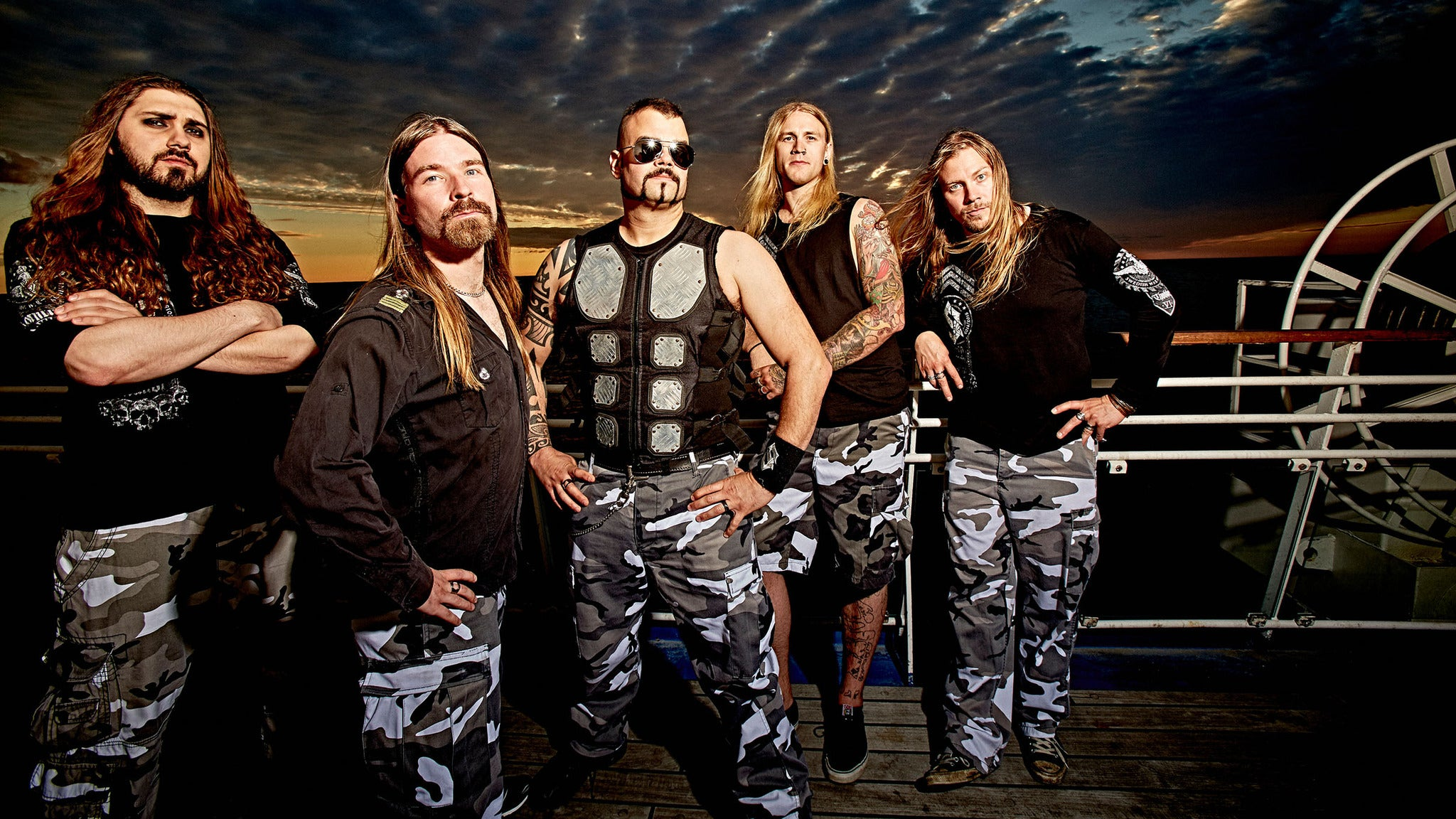 Sabaton w/ Kreator at The UC Theatre
