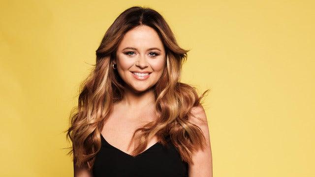 Emily Atack: Has Left the Group Seating Plan The Lowry