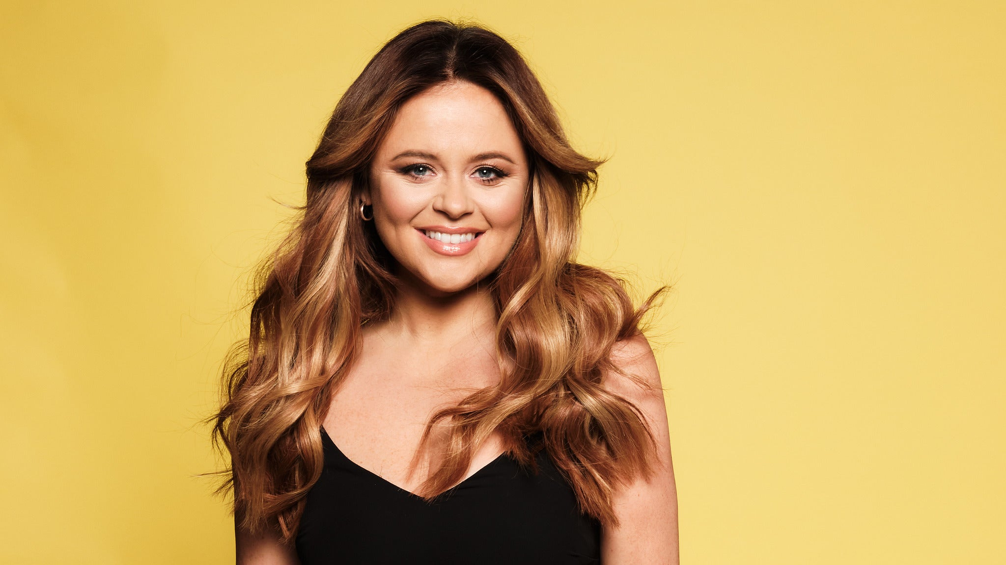 Emily Atack: Has Left the Group tickets (Copyright © Ticketmaster)
