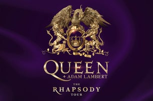 Queen + Adam Lambert - Ultimate 'On Stage' Package