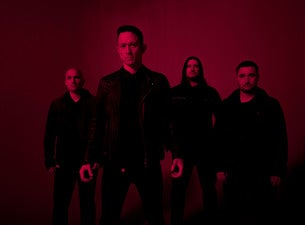 Trivium the Sin and the Sentence World Tour