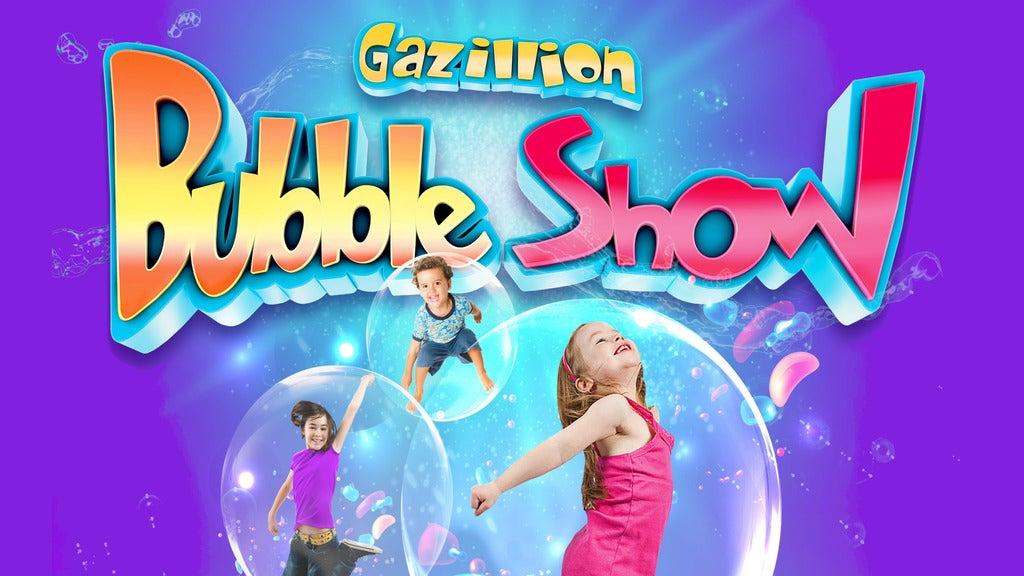 Hotels near Gazillion Bubble Show Events