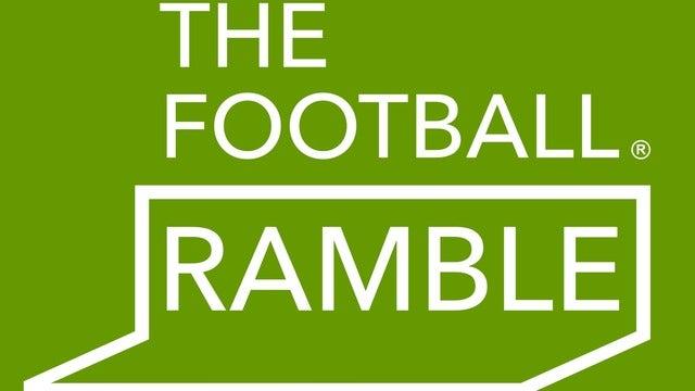 The Football Ramble Seating Plans