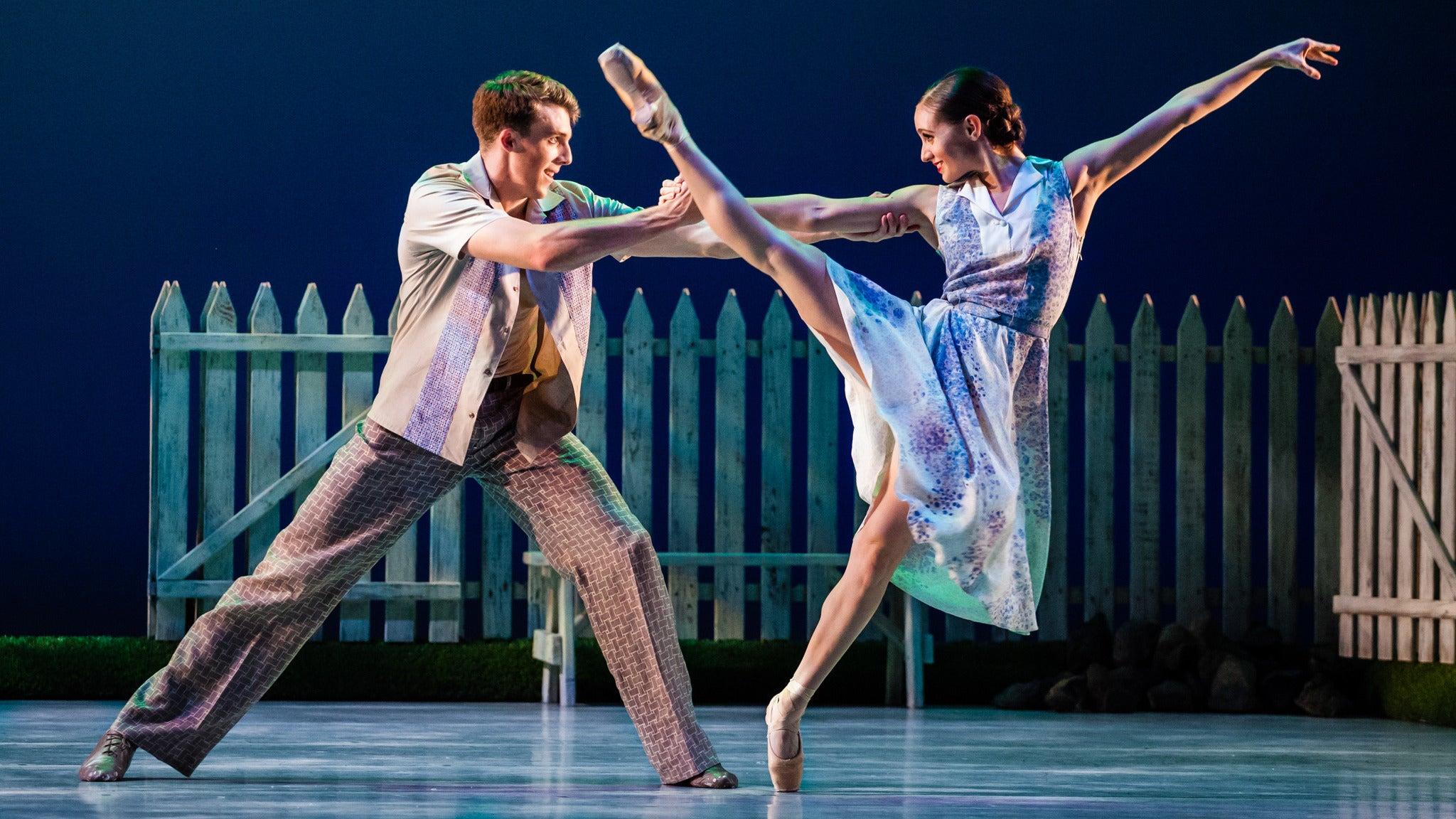 Ballet West w/ Cinderella-Theater at Capitol Theatre-UT