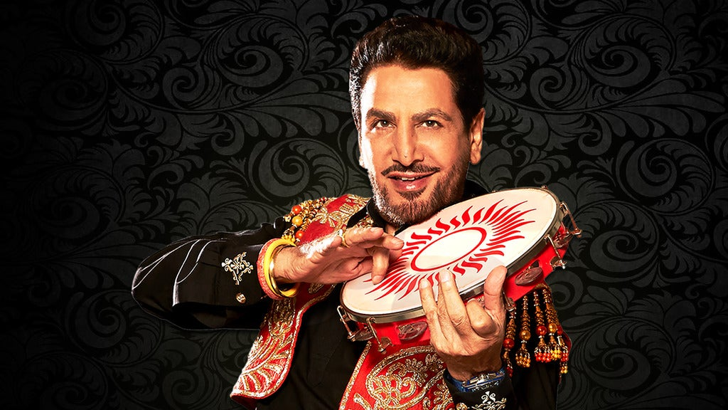 Gurdas Maan Live In Concert - UK Tour 2019
