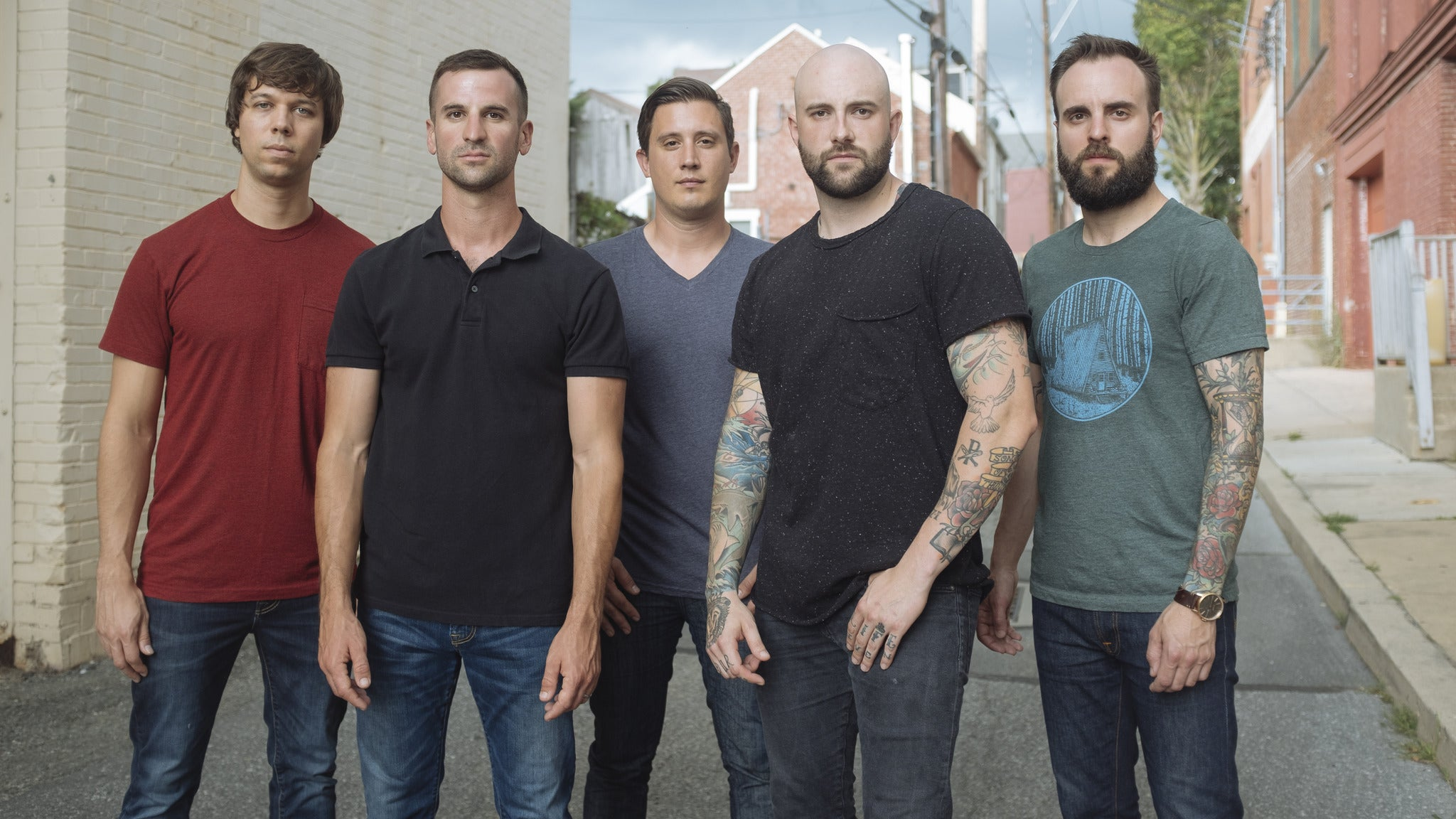 August Burns Red w/ Fit for a King at Cabooze