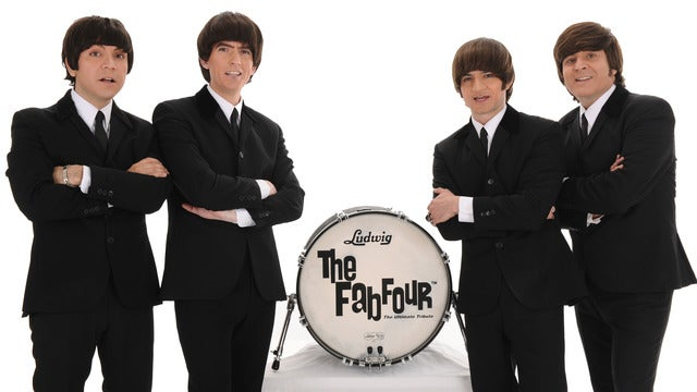 The Fab Four - The Ultimate Tribute