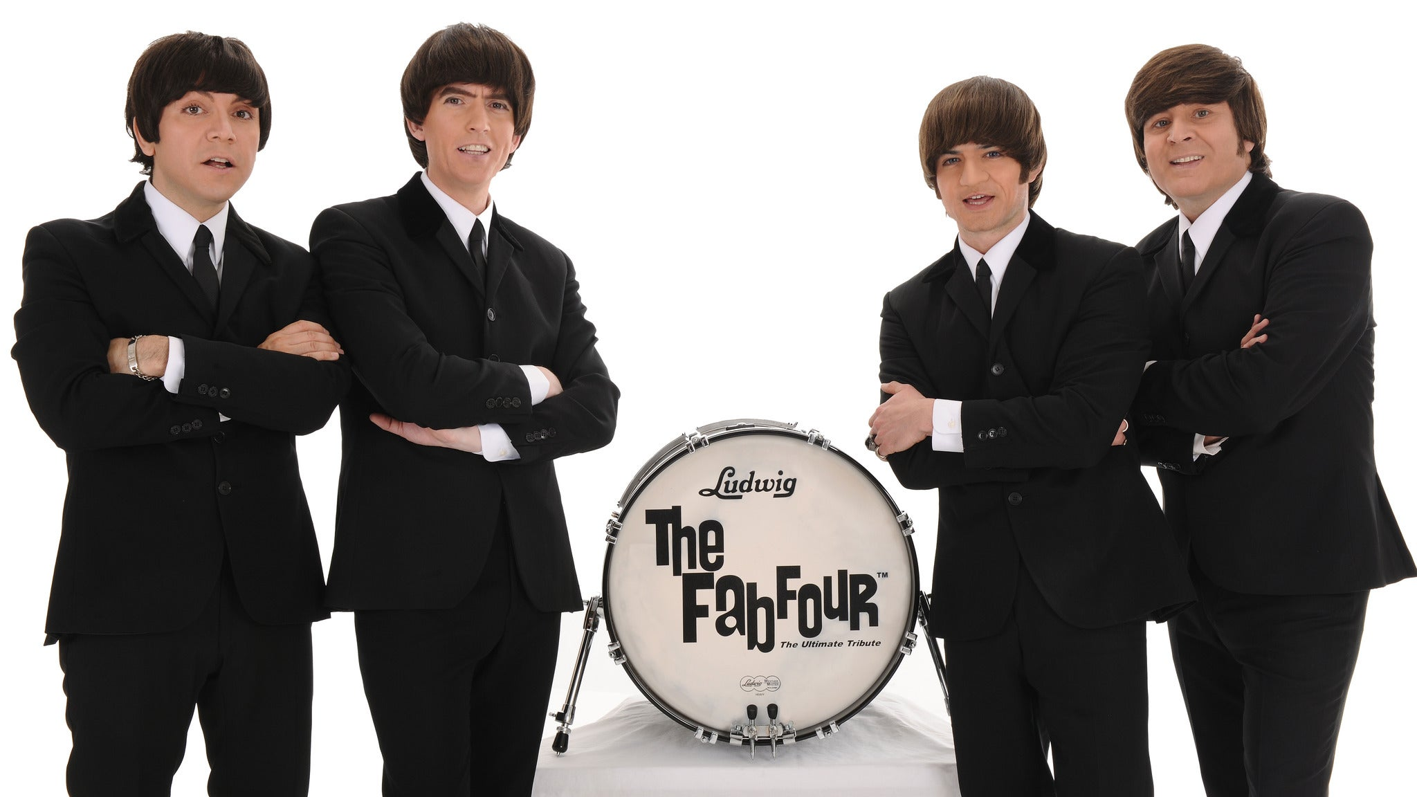 The Fab Four - The Ultimate Tribute at The Egyptian Theatre