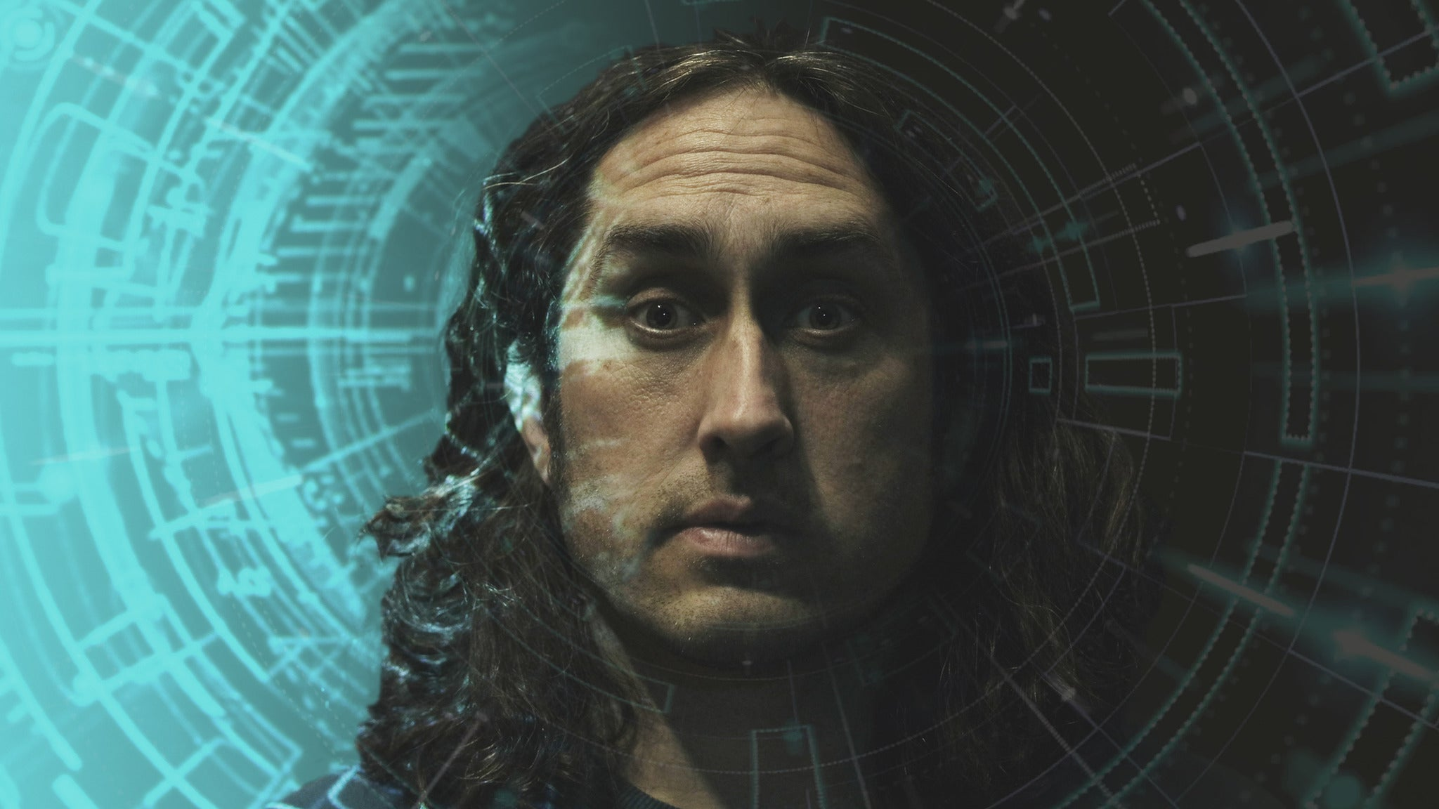Ross Noble Humournoid tickets (Copyright © Ticketmaster)