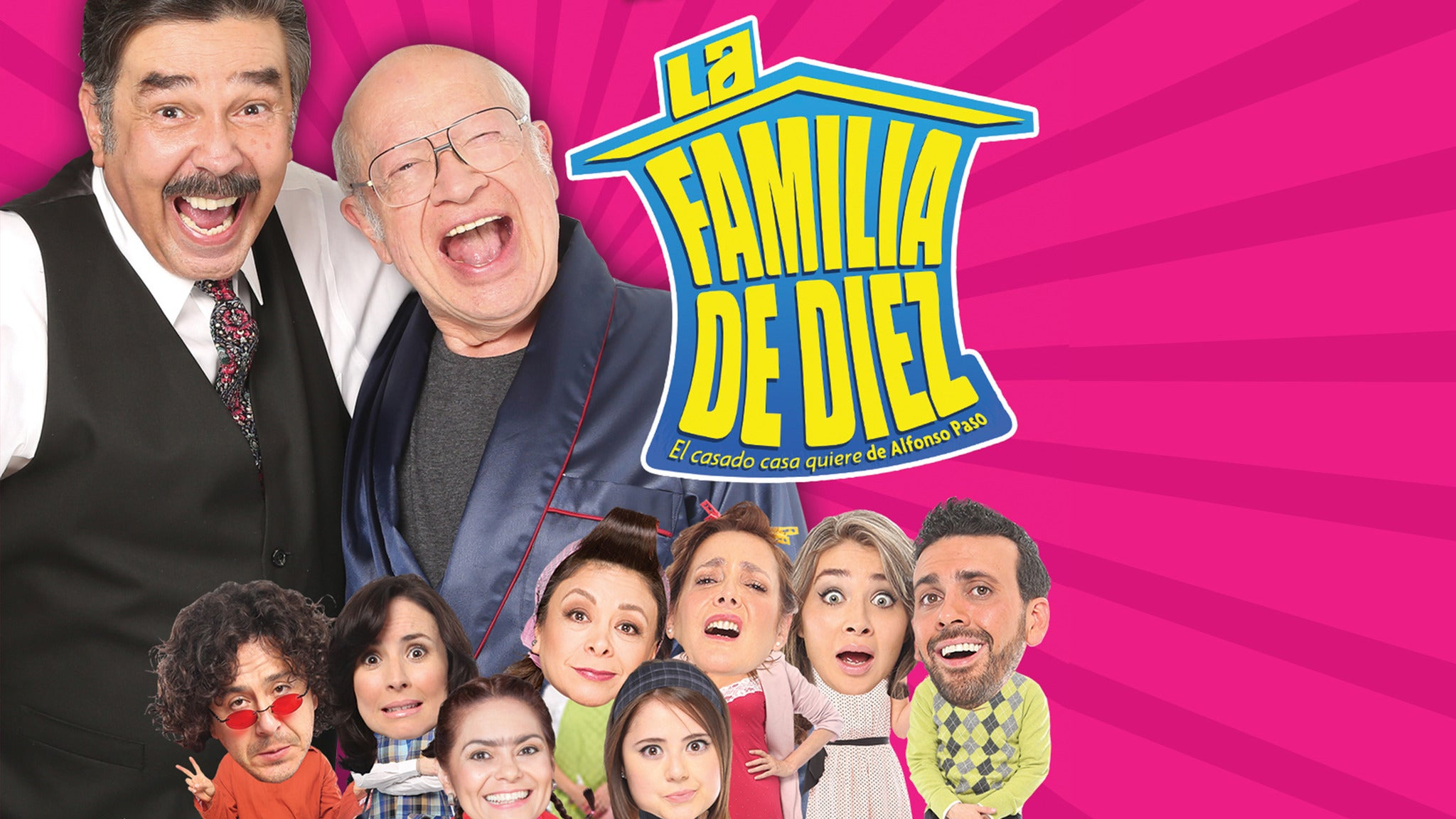 La Familia de Diez at Fox Performing Arts Center