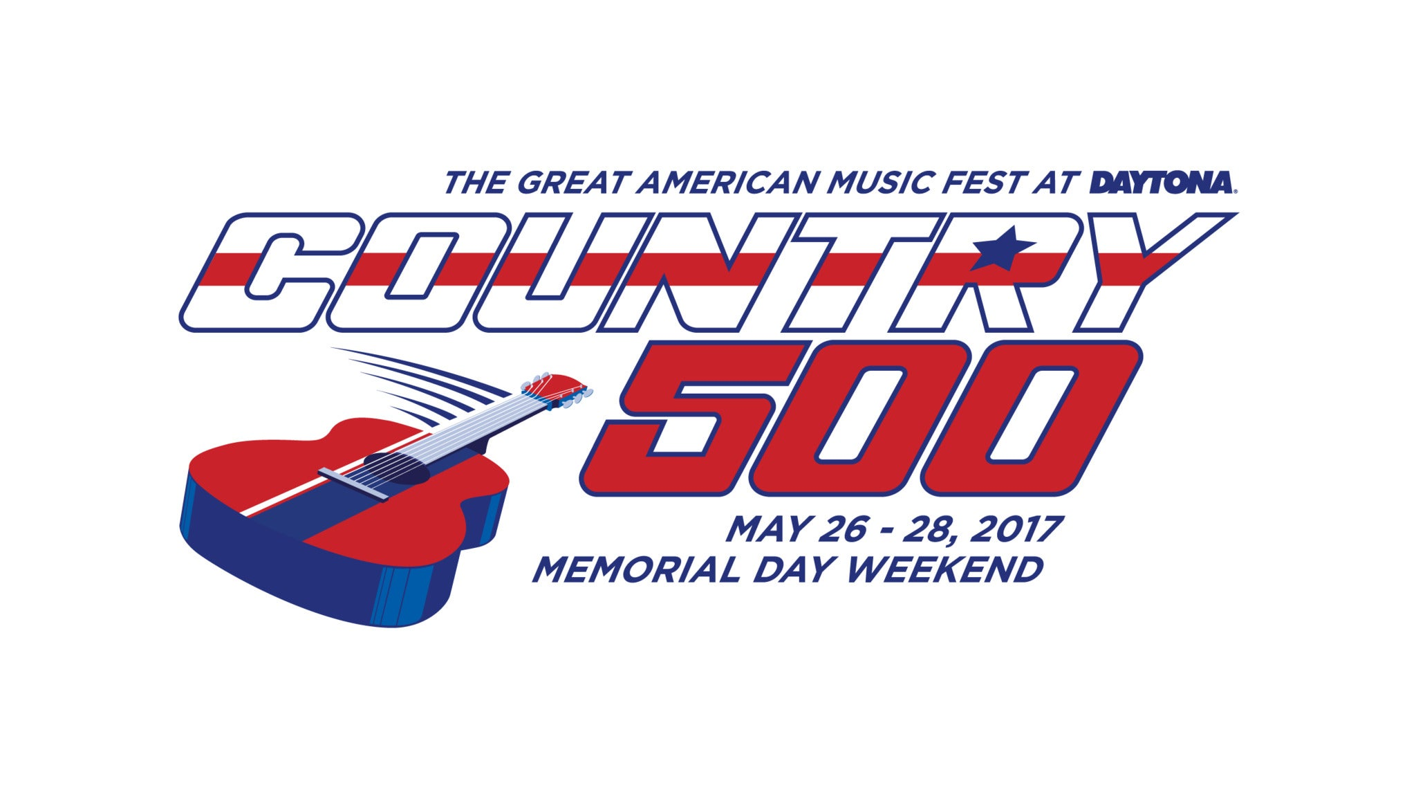 Country 500 - 3 Day Passes at Daytona International Speedway