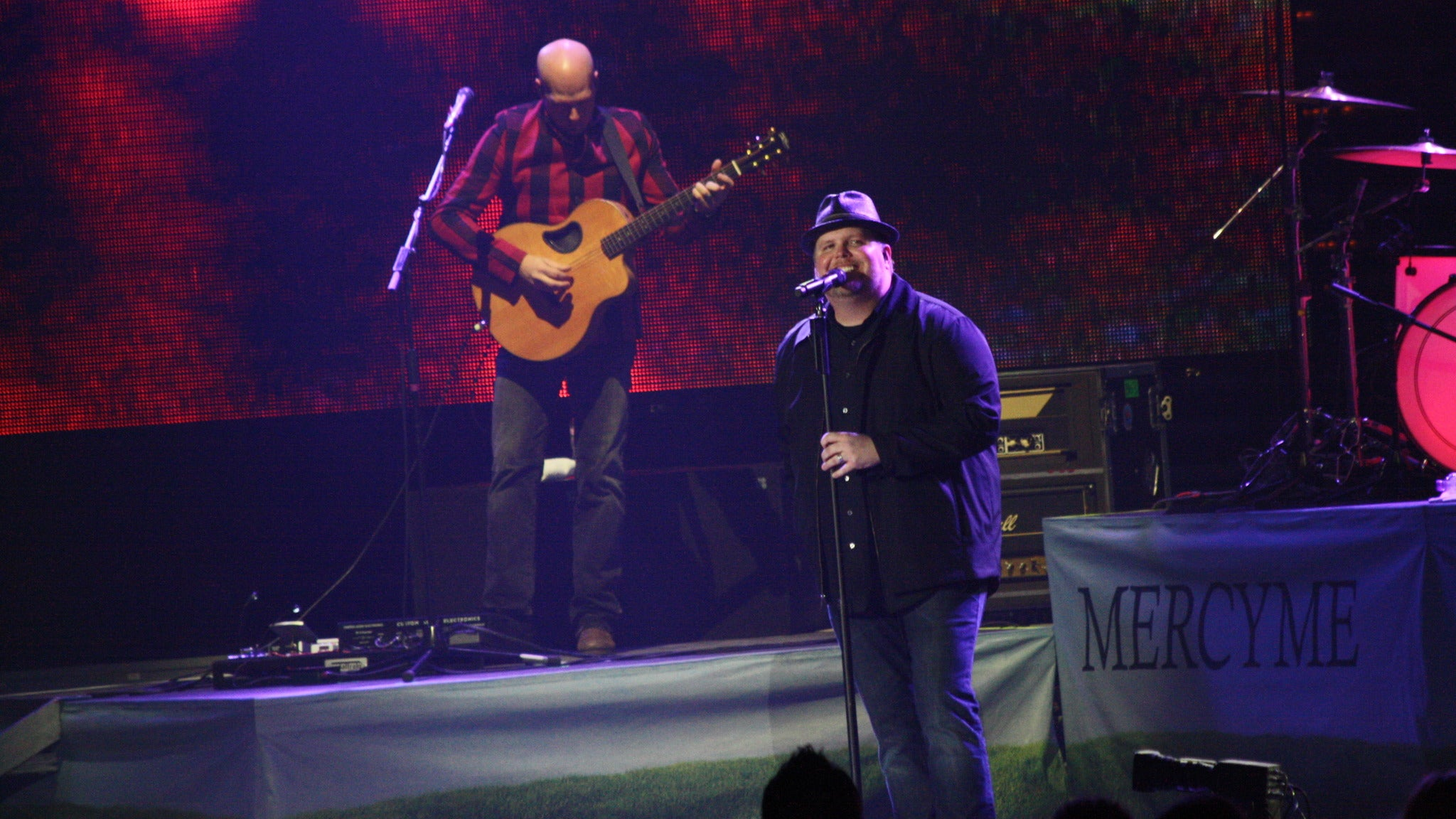 MercyMe at BankPlus Amphitheater at Snowden Grove