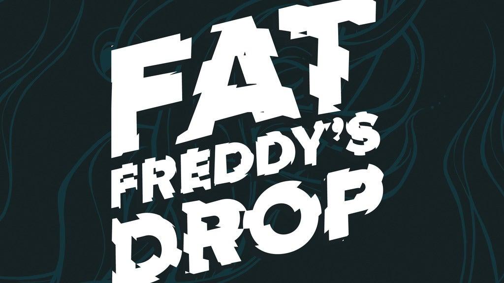Hotels near Fat Freddy's Drop Events