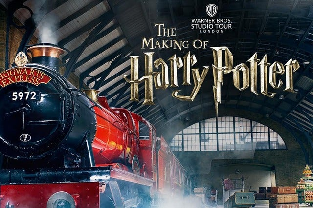 Warner Brothers Studio Tour – The Making of Harry Potter