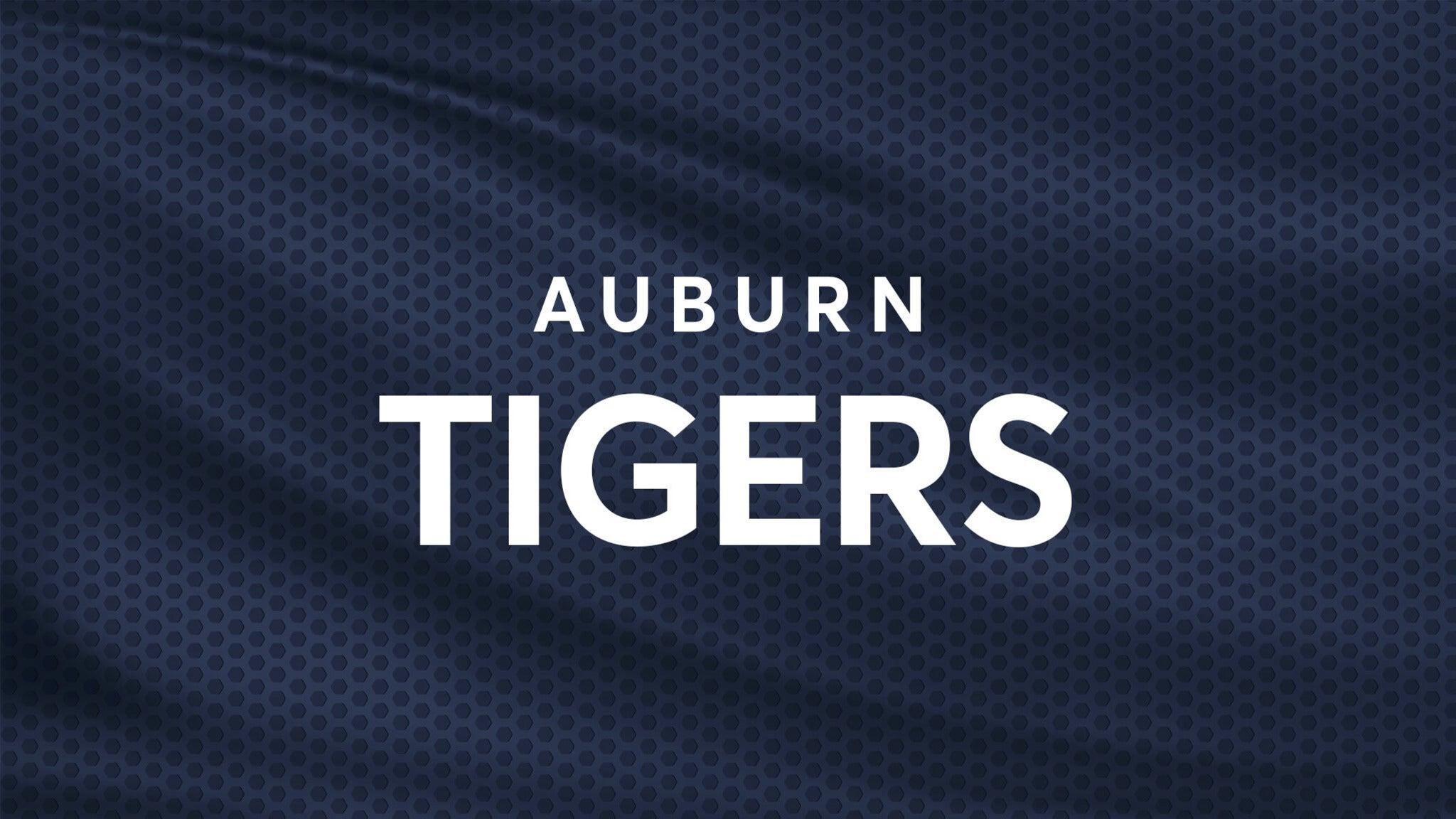 Auburn University Tigers Mens Basketball Tickets Single Game Tickets Schedule Ticketmaster Com