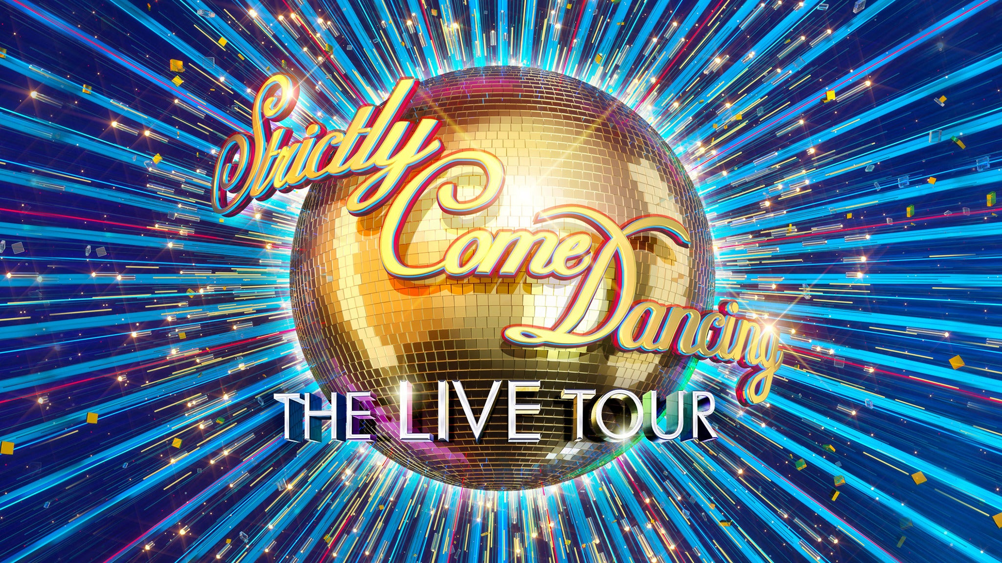 Strictly Come Dancing: the Live Tour 2022 tickets (Copyright © Ticketmaster)