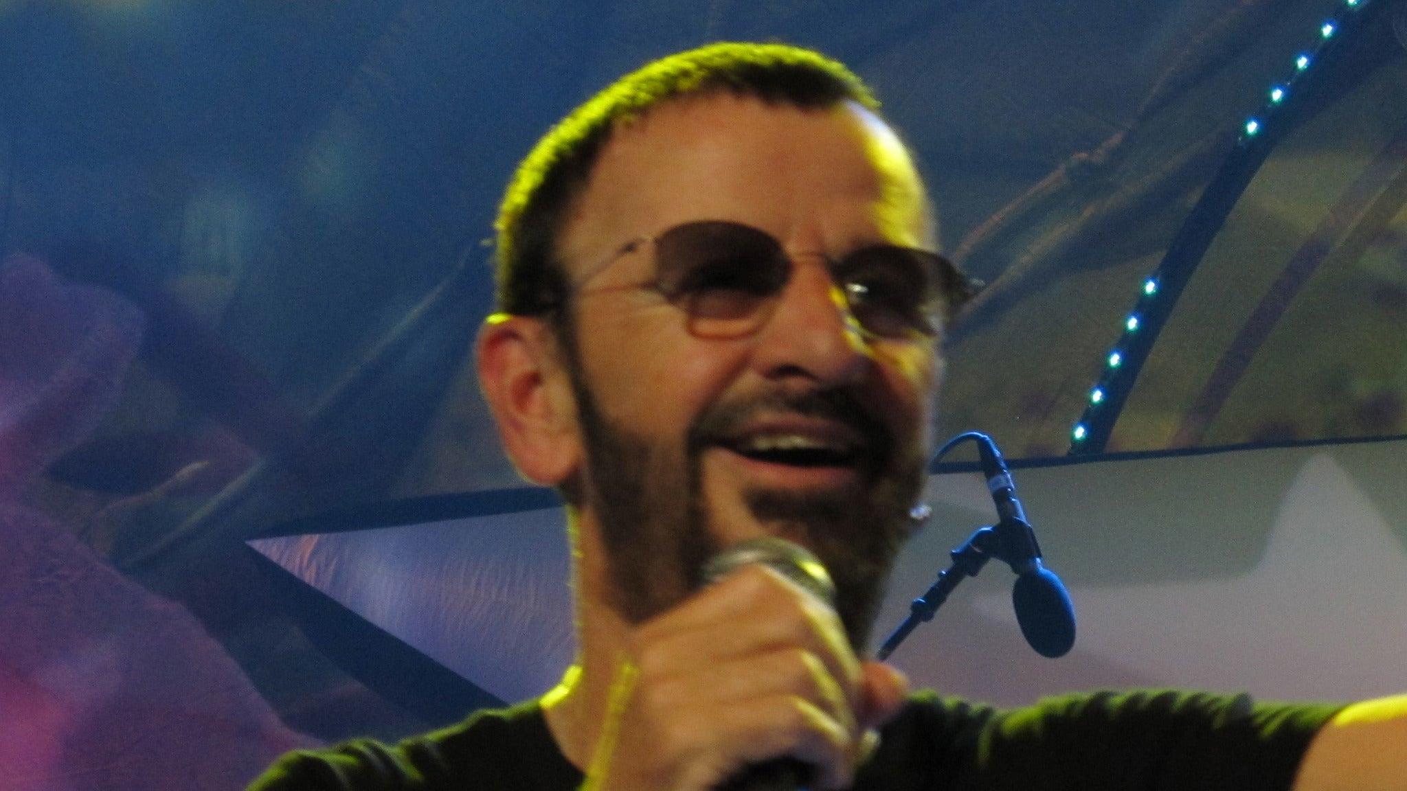 Ringo Starr at Bob Hope Theatre - Stockton, CA 95202