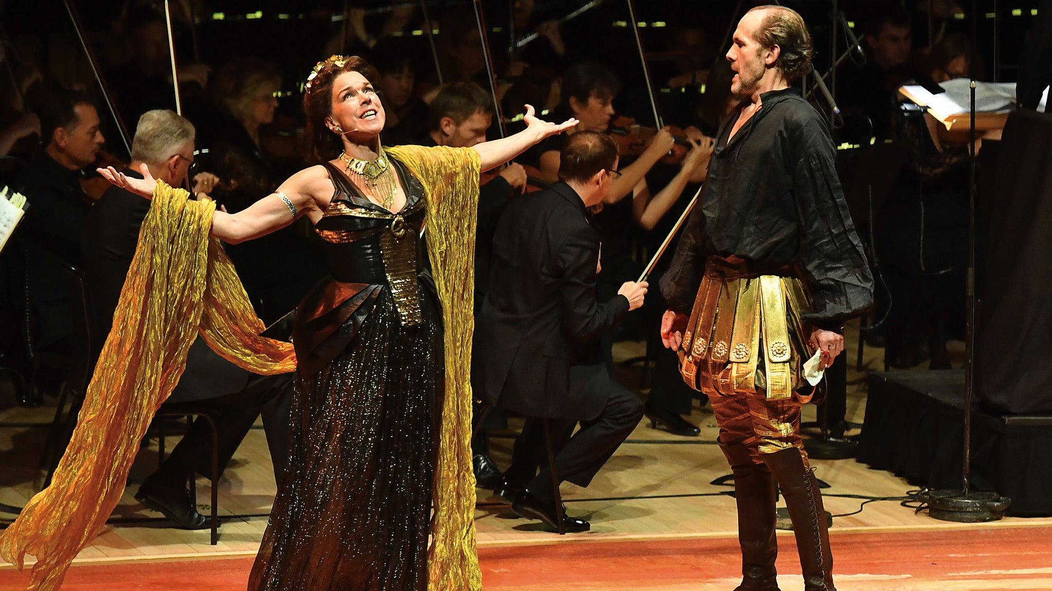 Antony and Cleopatra at Ridgefield Playhouse