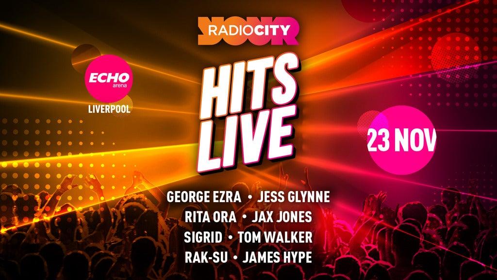 Radio City Hits Live Liverpool Echo Arena Seating Plan
