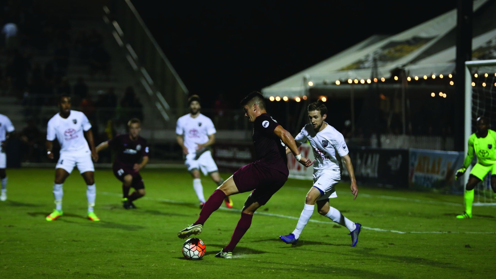 Sacramento Republic FC vs. Seattle Sounders 2