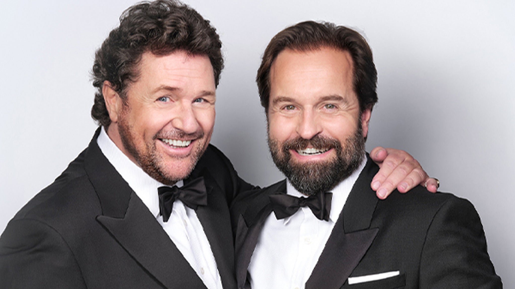 Michael Ball and Alfie Boe tickets (Copyright © Ticketmaster)