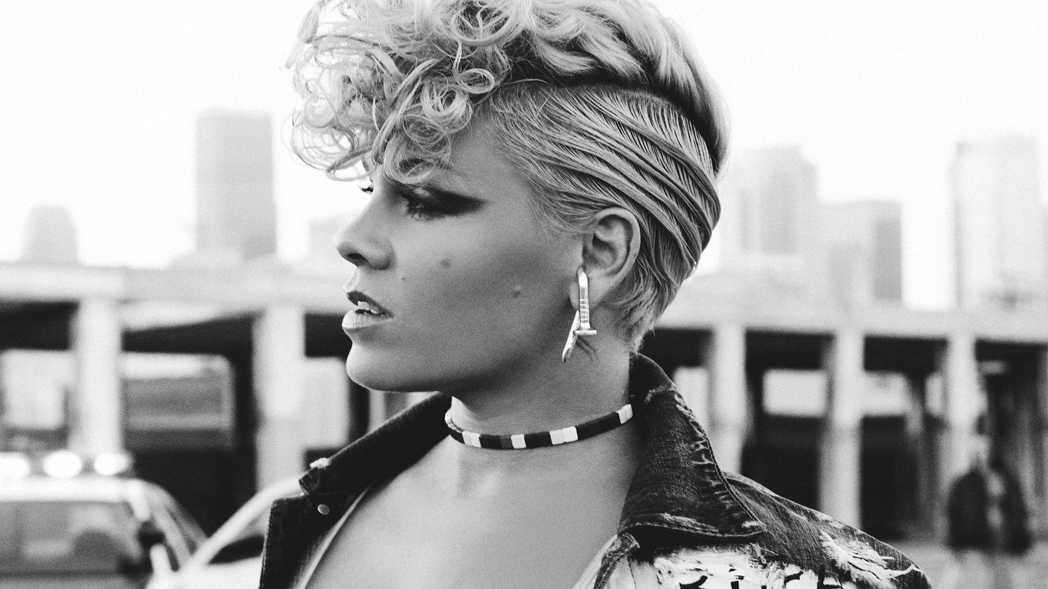P!NK: Beautiful Trauma World Tour at Save Mart Center