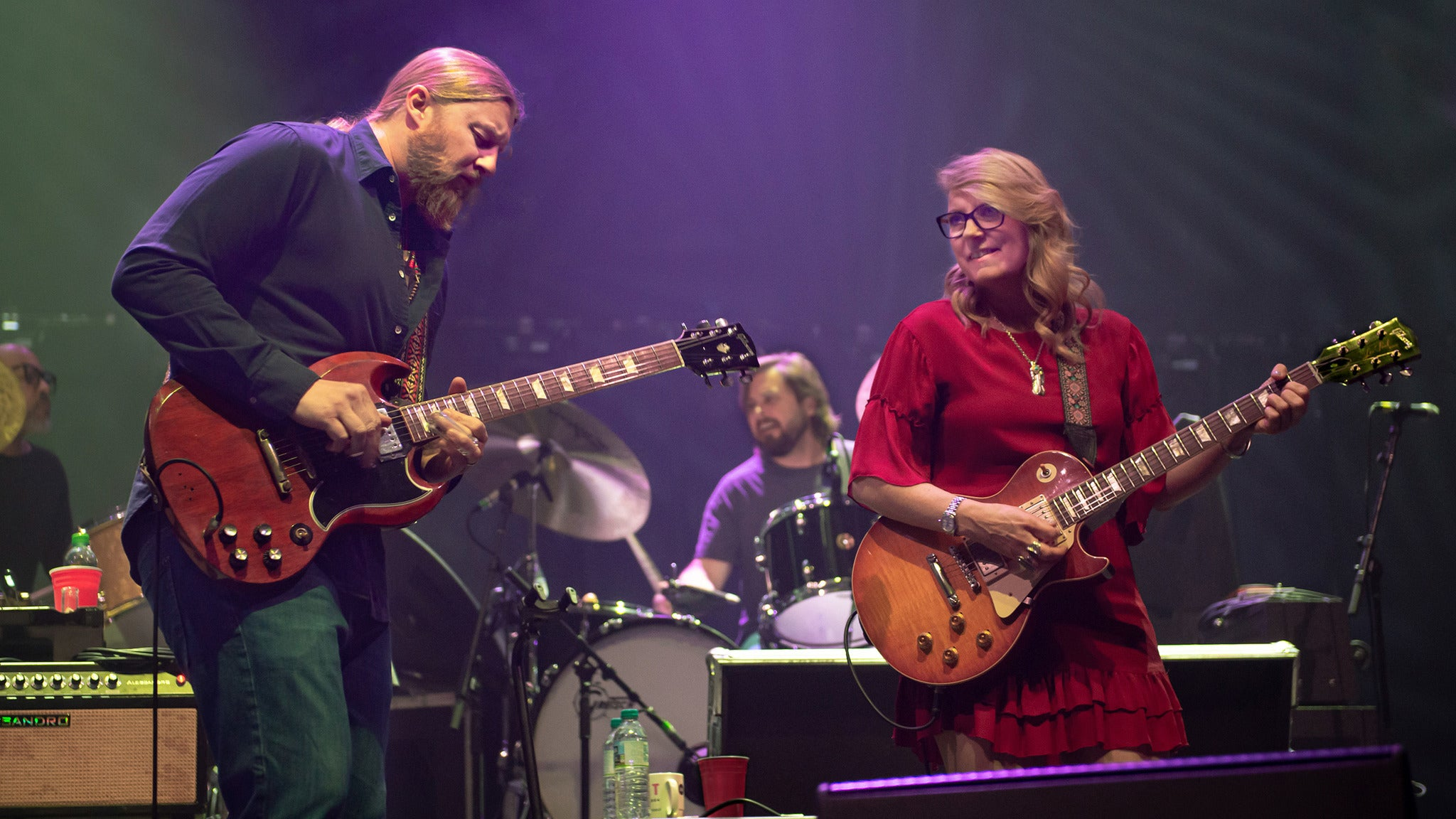 Tedeschi Trucks presale code for early tickets in North Charleston