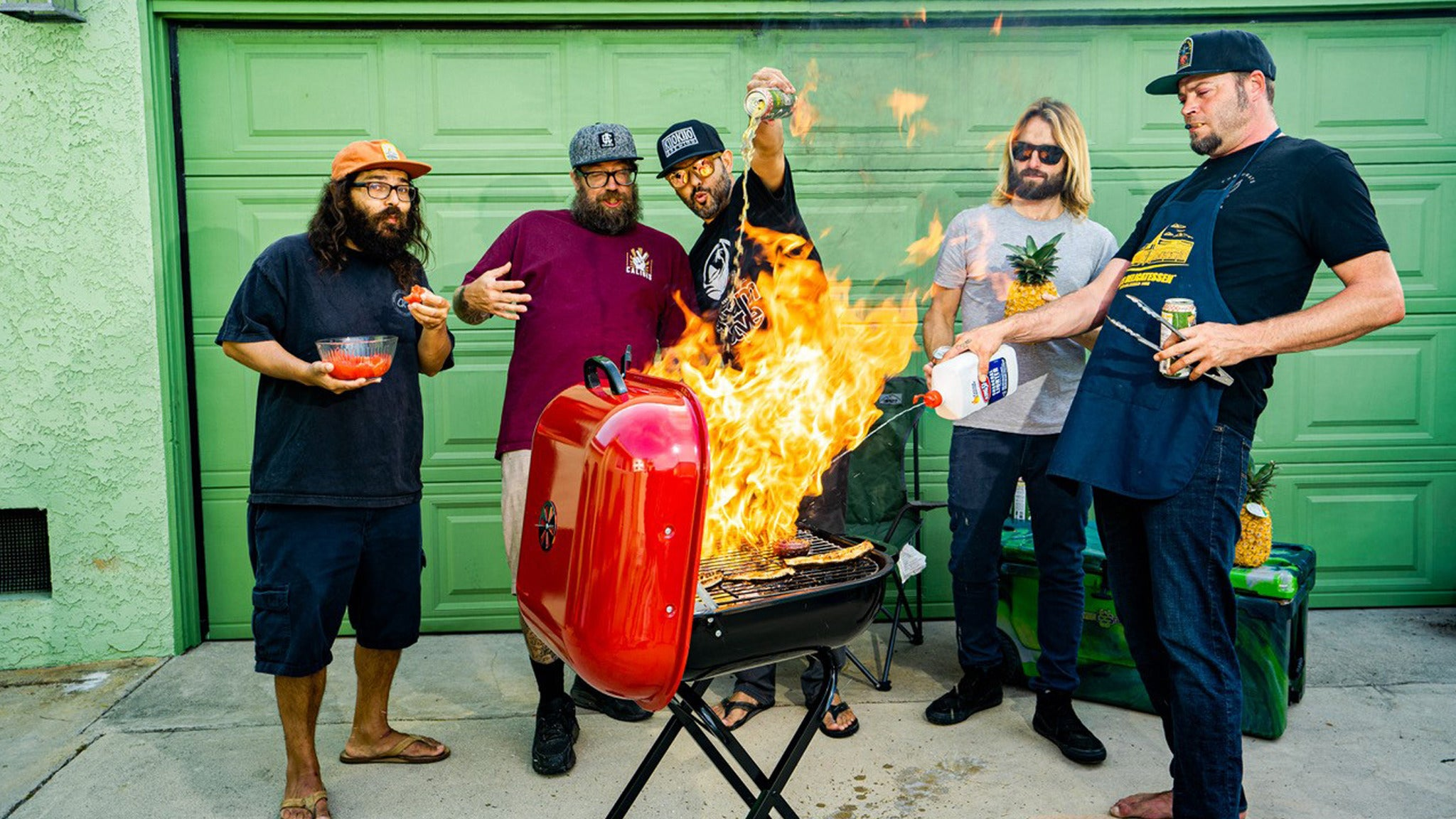 Fortunate Youth, Artikal Sound System at Ace Cafe