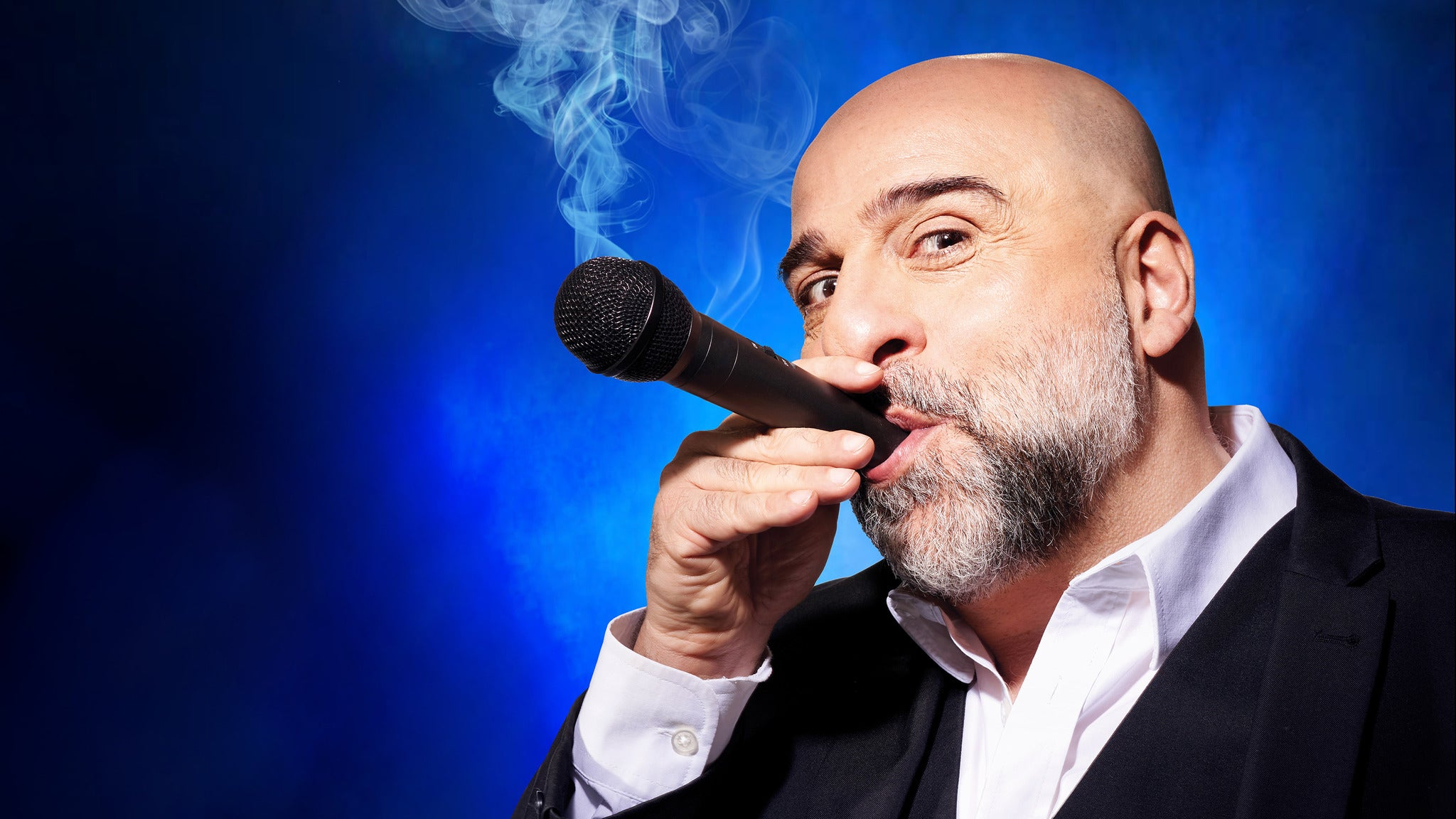 Omid Djalili: the Good Times Tour tickets (Copyright © Ticketmaster)