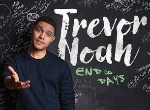 Trevor Noah: Loud & Clear Tour
