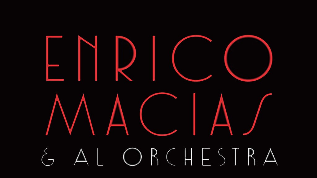 Hotels near Enrico Macias Events