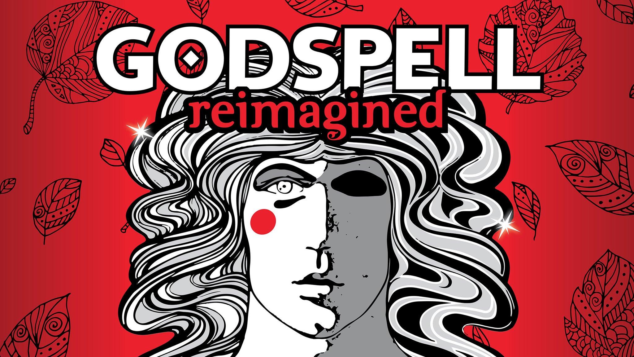 Godspell at Abdo New River Room at the Broward Center