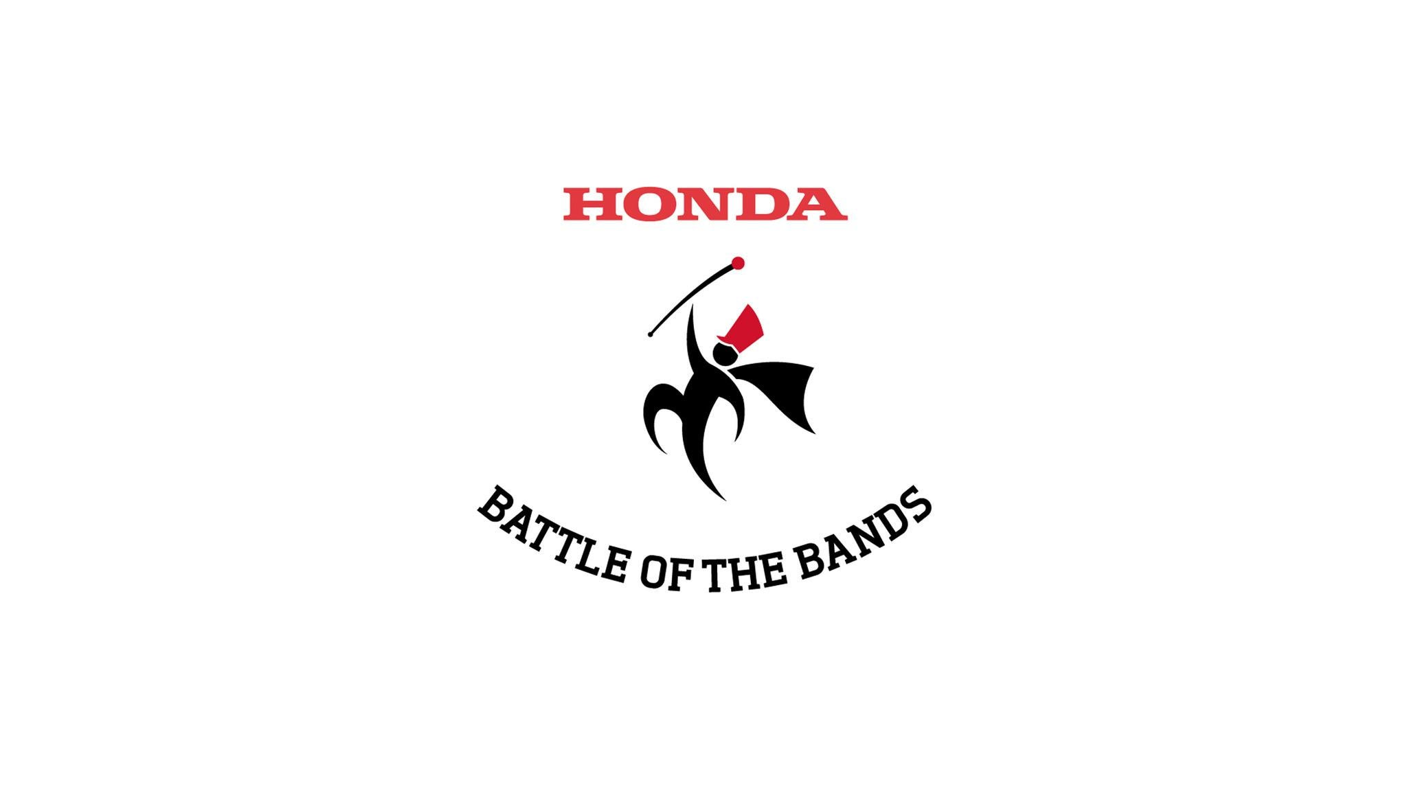 Honda Battle of the Bands at Georgia Dome
