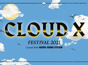 Cloud X Festival, 2021-08-08, Лондон