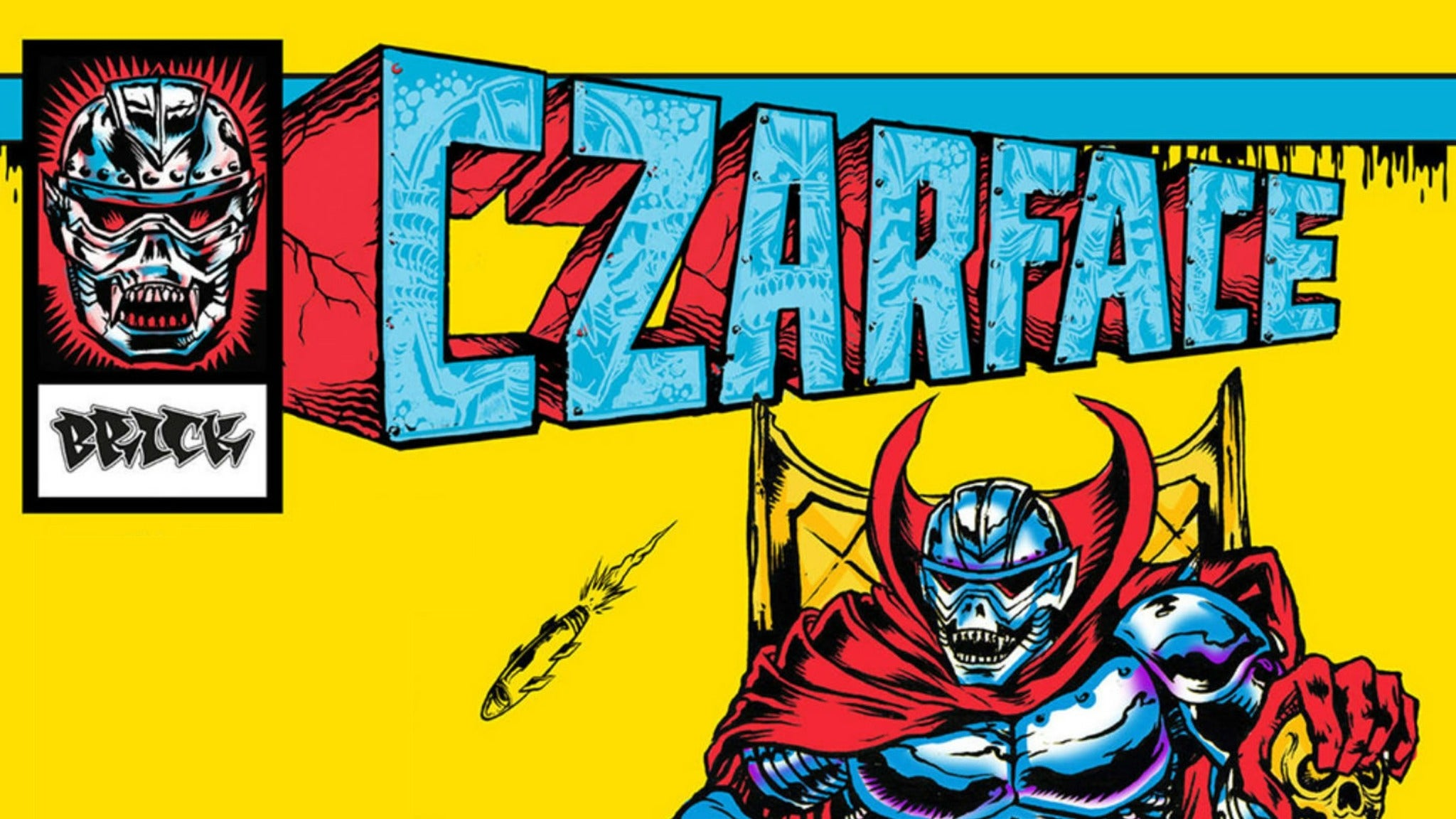 Czarface at Toad's Place